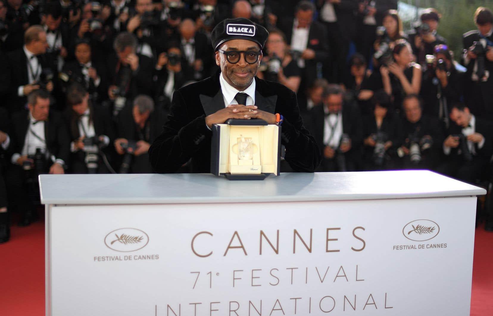 Spike Lee a remporté son premier Oscar en compétition de sa carrière en 2019 avec son film «BlackkKlansman».