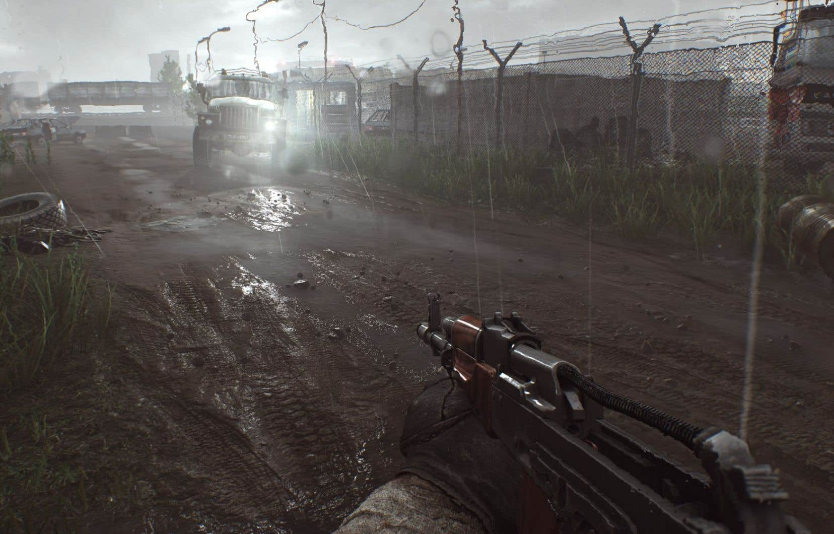 Jeu «Escape From Tarkov» du studio russe Battlestate Games