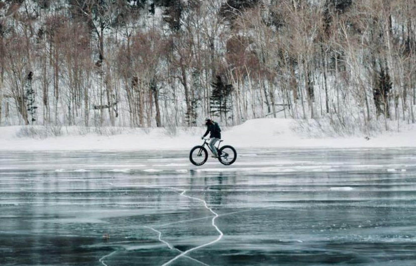 Les fans de vélo de montagne voient dans le VPS une façon de prolonger la saison; les autres, une expérience de plus à tester au plus fort de la saison froide.