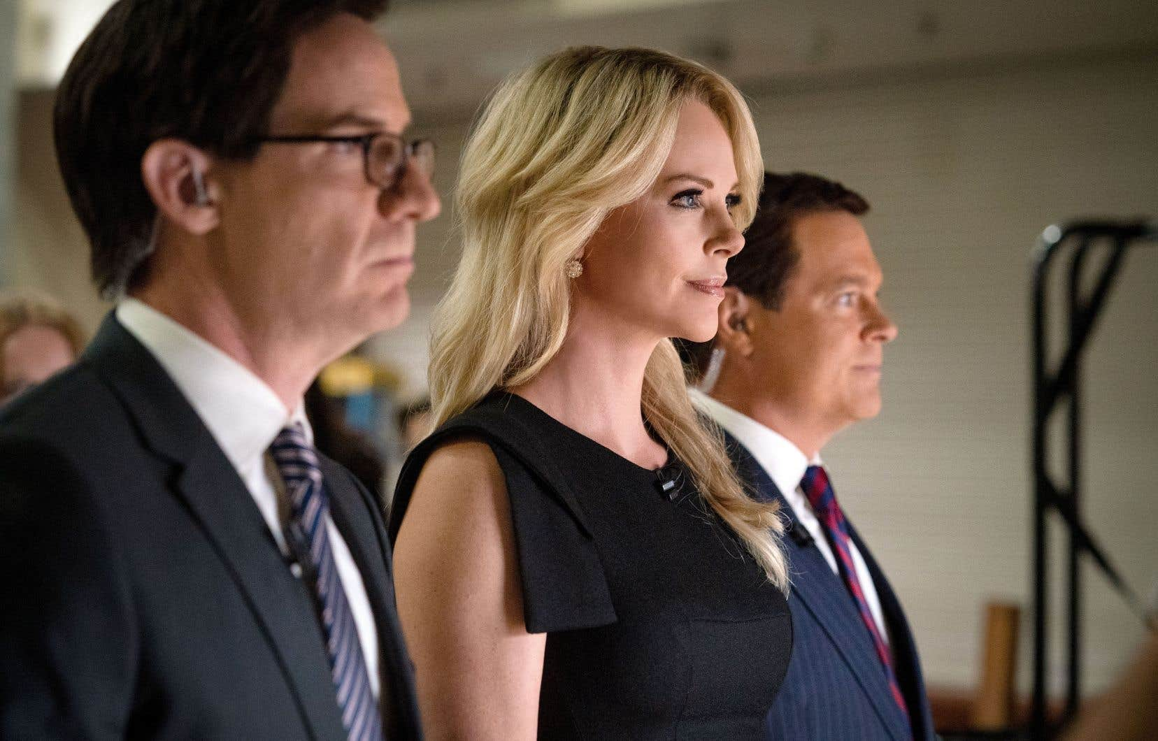 La comédienne Charlize Theron incarne avec brio une animatrice de Fox News dans «Bombshell», un film qui porte davantage sur le patriarcat que sur le harcèlement sexuel. L'ère du silence et de la complaisance est terminée.