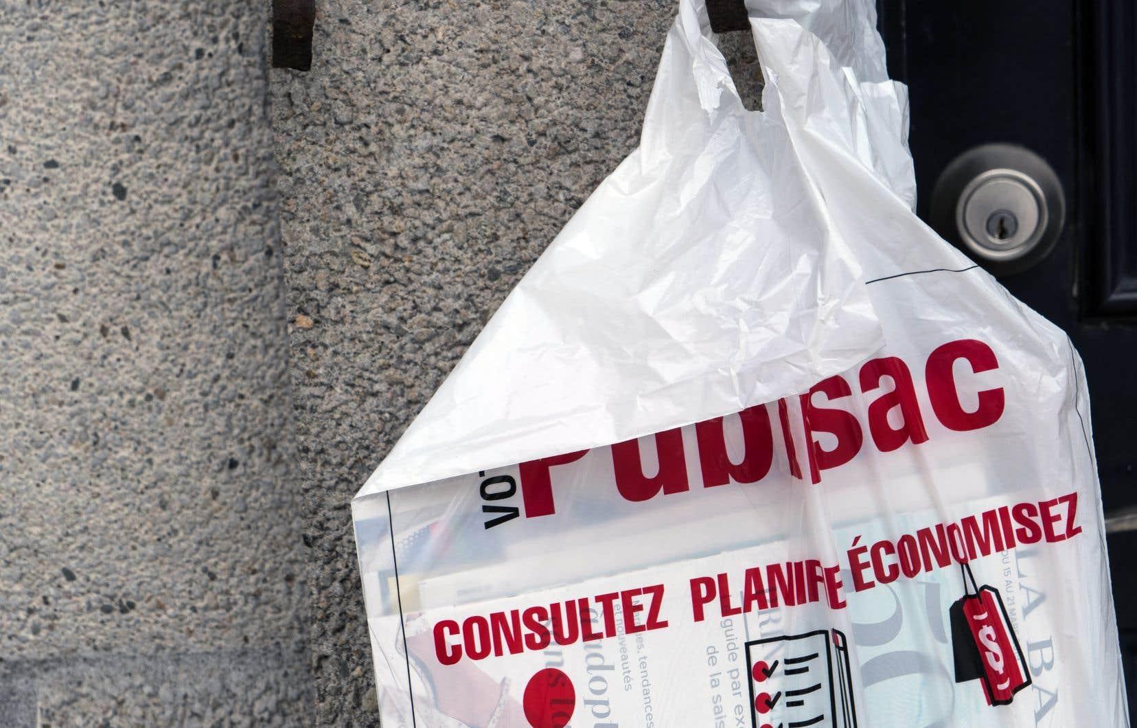 Les journaux locaux de la région métropolitaine disparaîtront avec l'affaiblissement du Publisac, leur principal véhicule de diffusion.