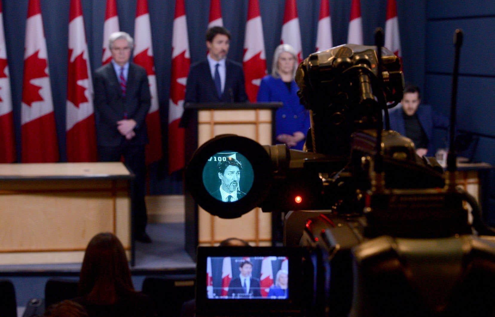 Le premier ministre du Canada, Justin Trudeau, a réclamé une fois de plus, vendredi, une enquête indépendante internationale.