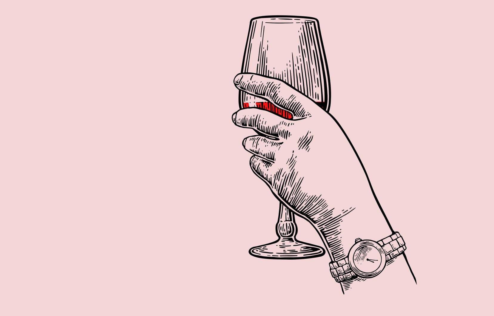 Plus de quatre Québécois sur cinq (82%) boivent.