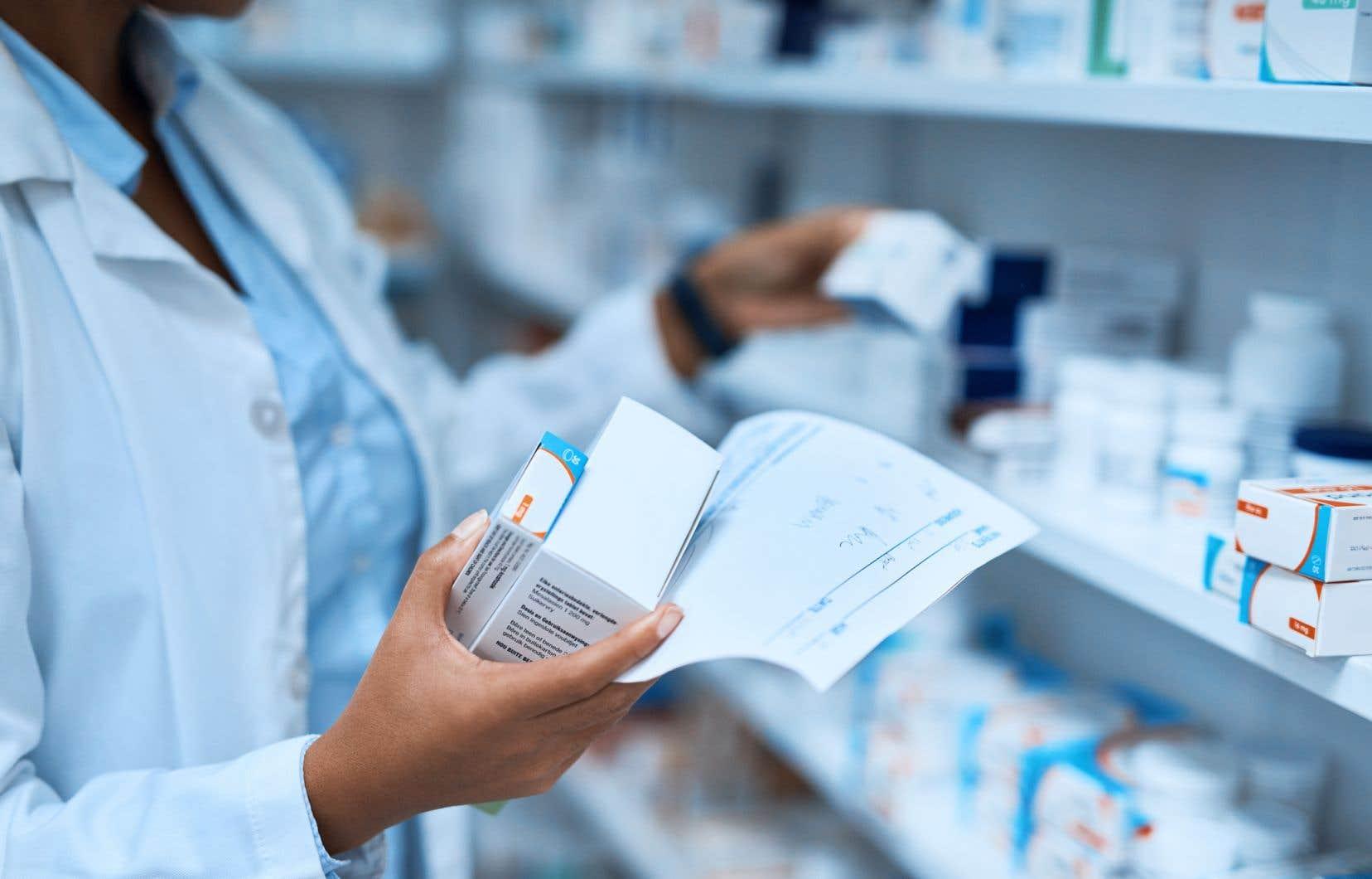 Les industries pharmaceutiques semblent être avant tout motivées par des visées financières, se désole l'auteure.