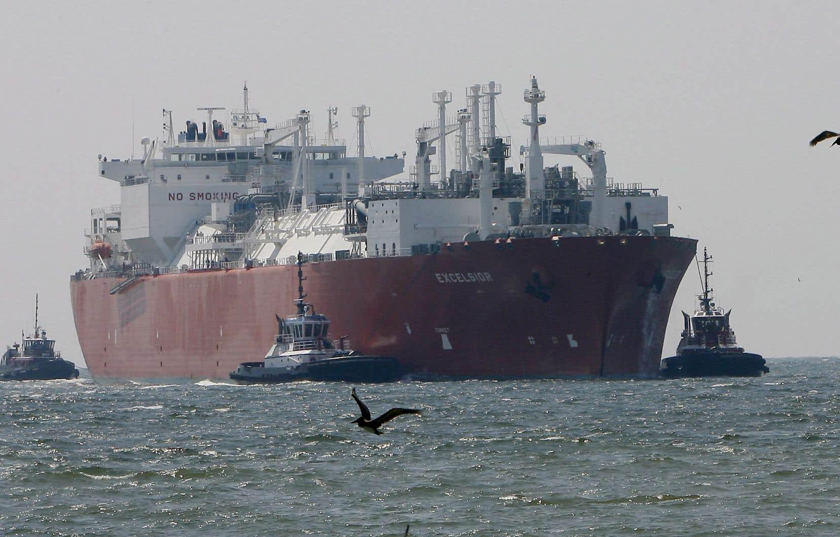 Des experts sont d'avis que le projet d'exportation de gaz albertain n'a pas été conçu pour contribuer à une éventuelle réduction des émissions mondiales de GES.