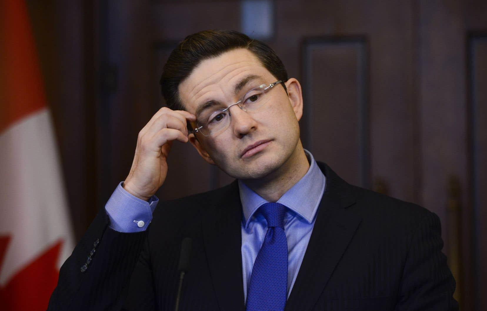 Le député conservateur Pierre Poilievre