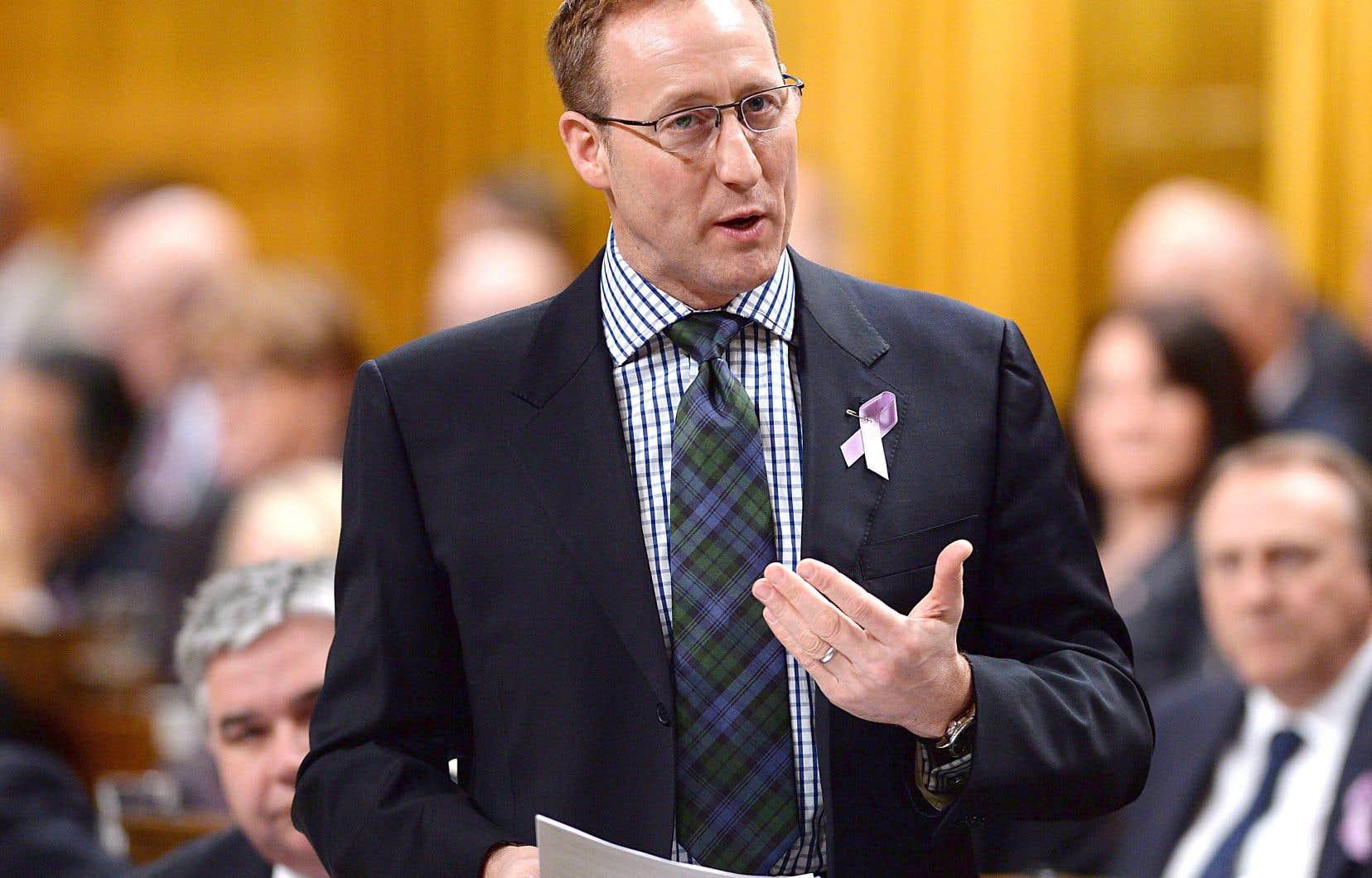 Peter Mackay a obtenu, jeudi, l'appui des députés québécois Pierre Paul-Hus et Luc Berthold. Plusieurs observateurs avancent que la course à la chefferie du PCC s'annonce comme un couronnement.