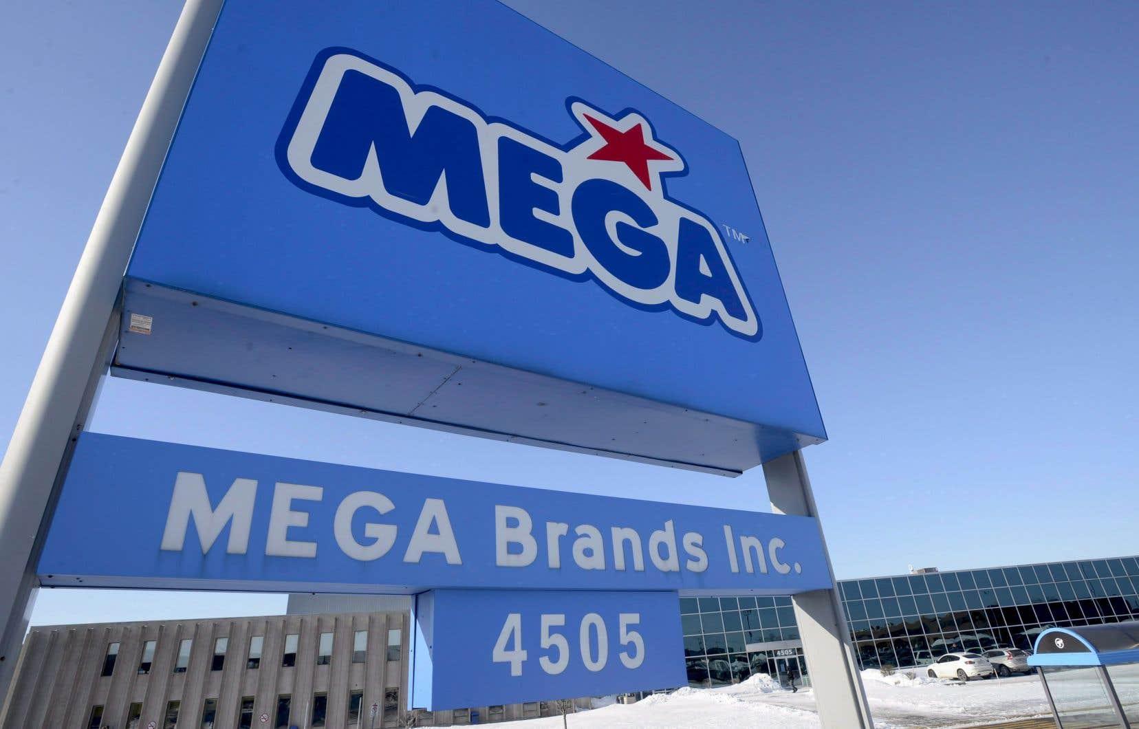 L'usine montréalaise de Mega Bloks cessera ses activités dès septembre