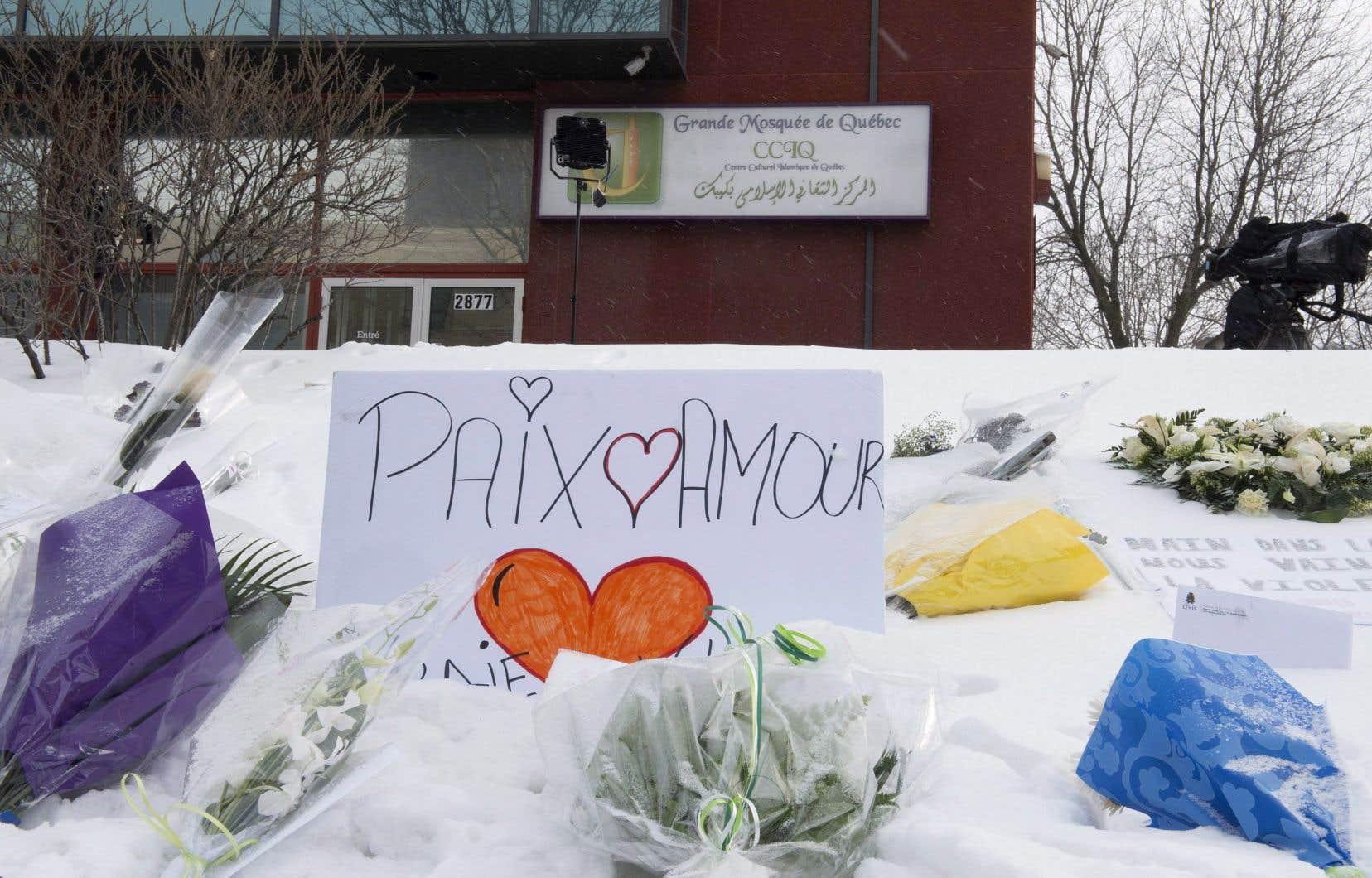 Si le temps qui passe aide à guérir les plaies de la tragédie du 29janvier 2017, Samira Laouni observe que l'élan de solidarité provenant des quatre coins du Québec et du Canada est toujours bien présent.