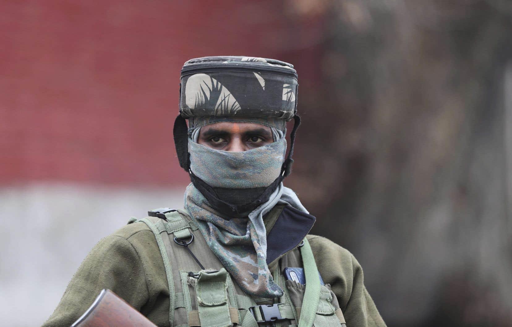 Des dizaines de milliers de soldats supplémentaires ont été envoyées dans la région pour éviter toute manifestation.