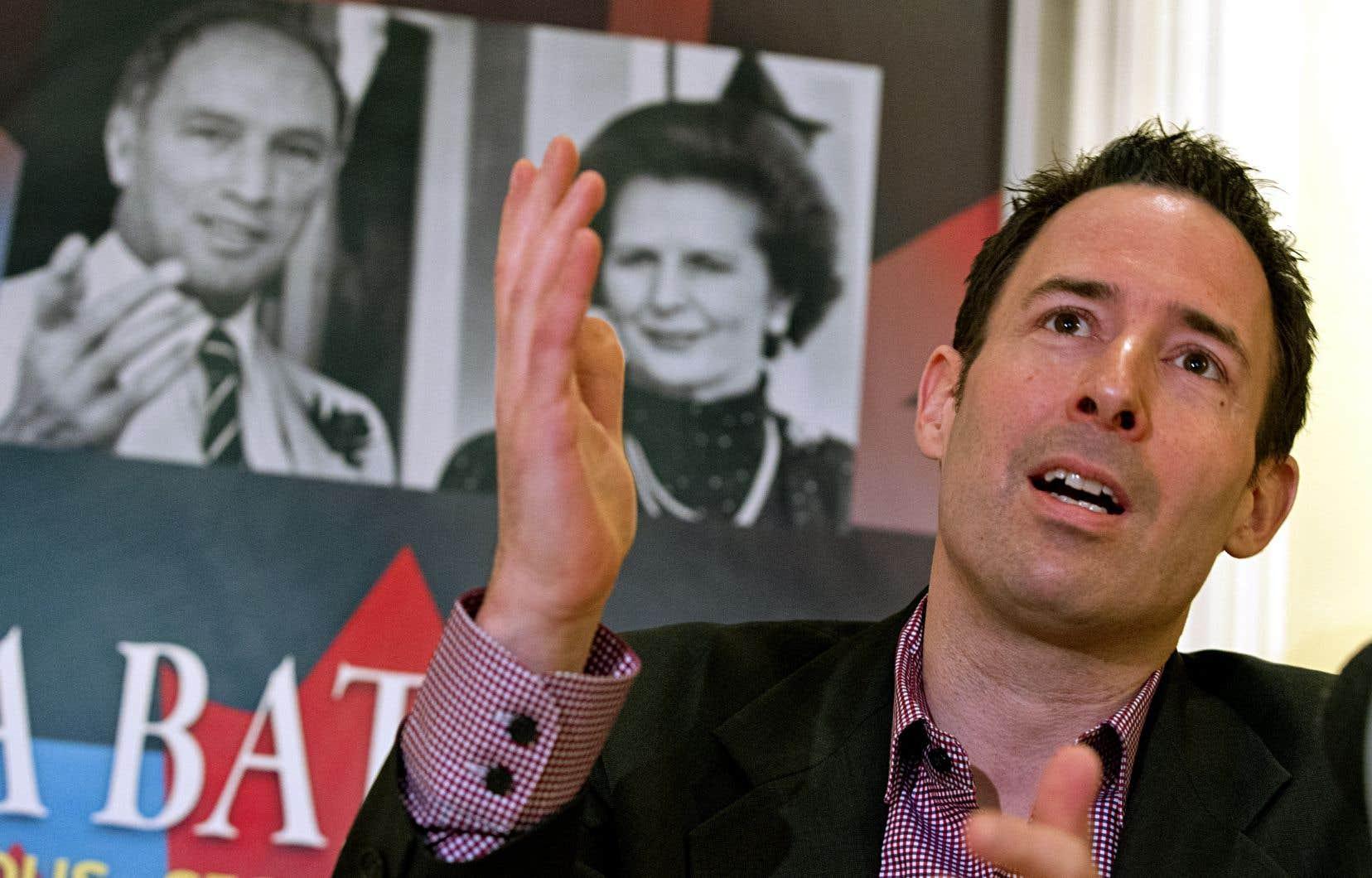 La campagne de Frédéric Bastien sera officiellement lancée le 9février à Montréal.