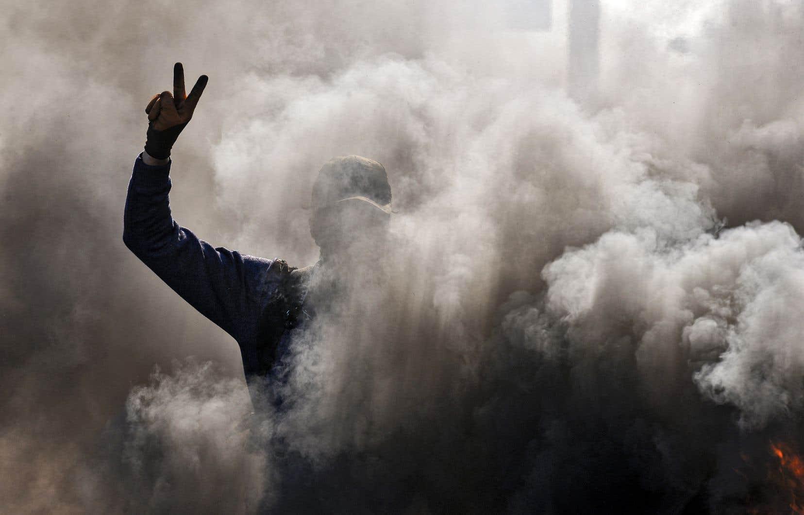 En Irak, les manifestants déterminés malgré les coups de boutoir du pouvoir