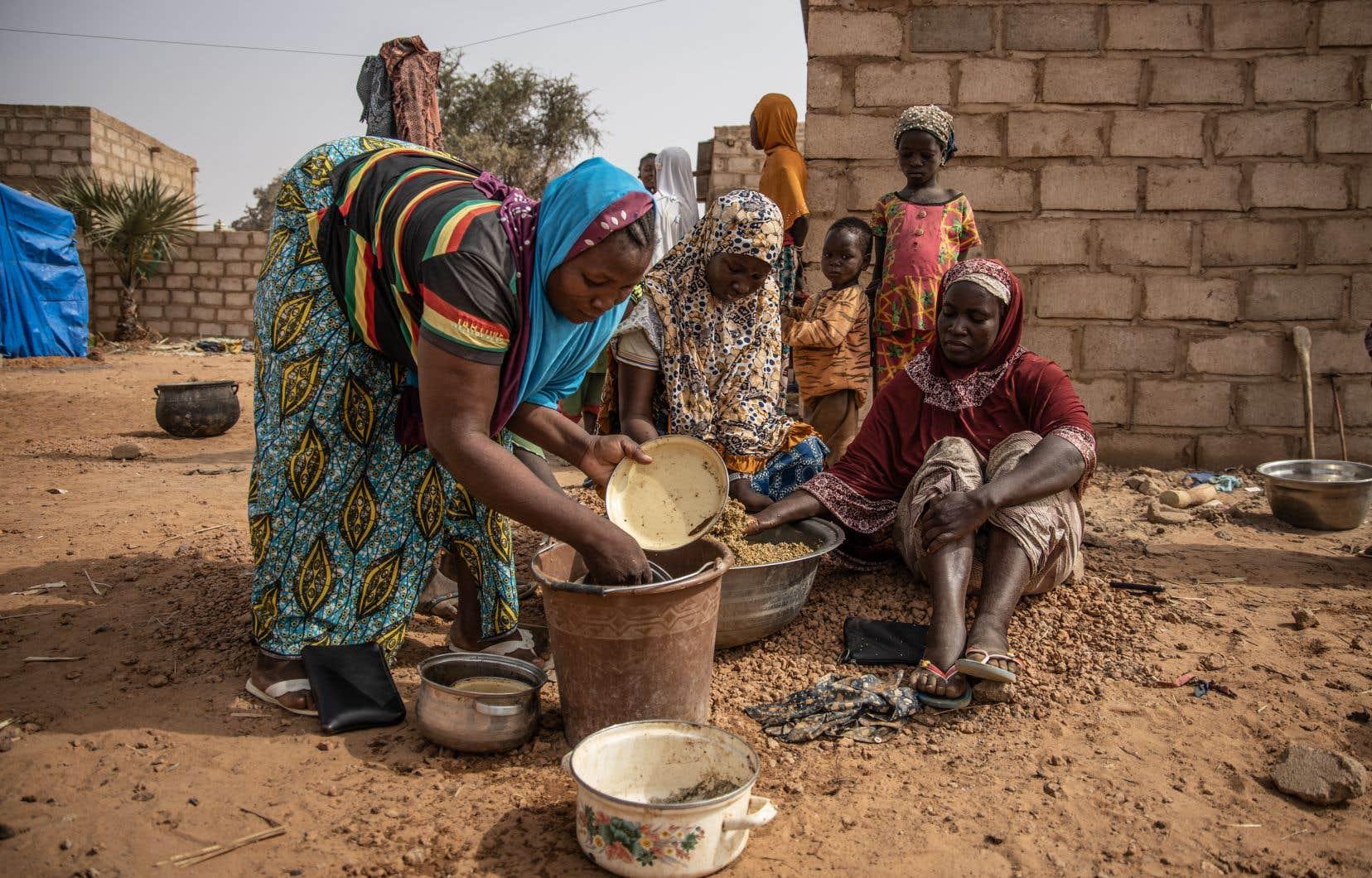 Le Burkina connaît la crise humanitaire qui grossit le plus vite au monde, selon le secrétaire général du Conseil norvégien pour les réfugiés.