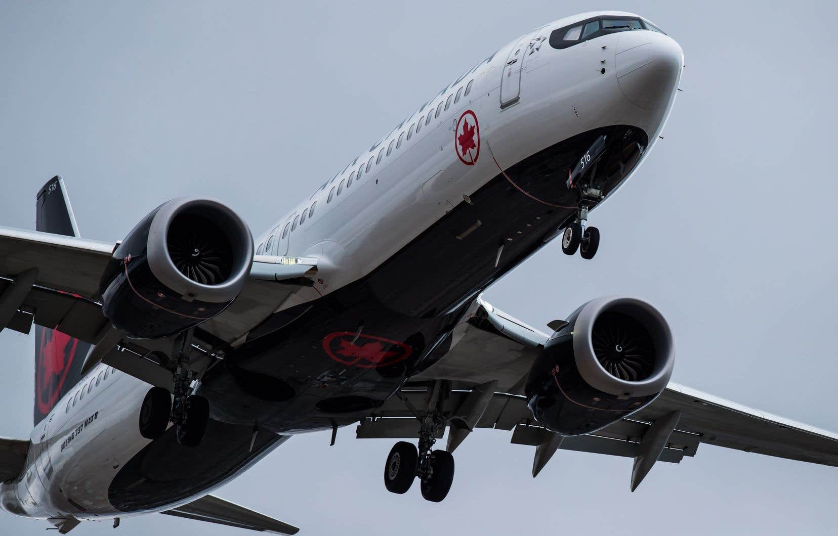 L'immobilisation au sol du 737 MAX a conduit Boeing à en suspendre pour une durée indéterminée les livraisons et la production.