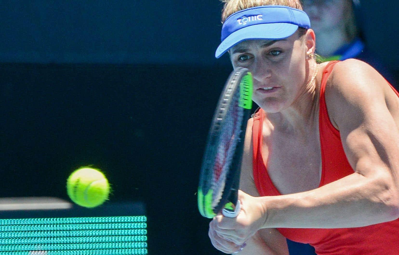 Gabriela Dabrowskia participé aux demi-finales du double mixte une seule fois auparavant à Melbourne, en 2018.