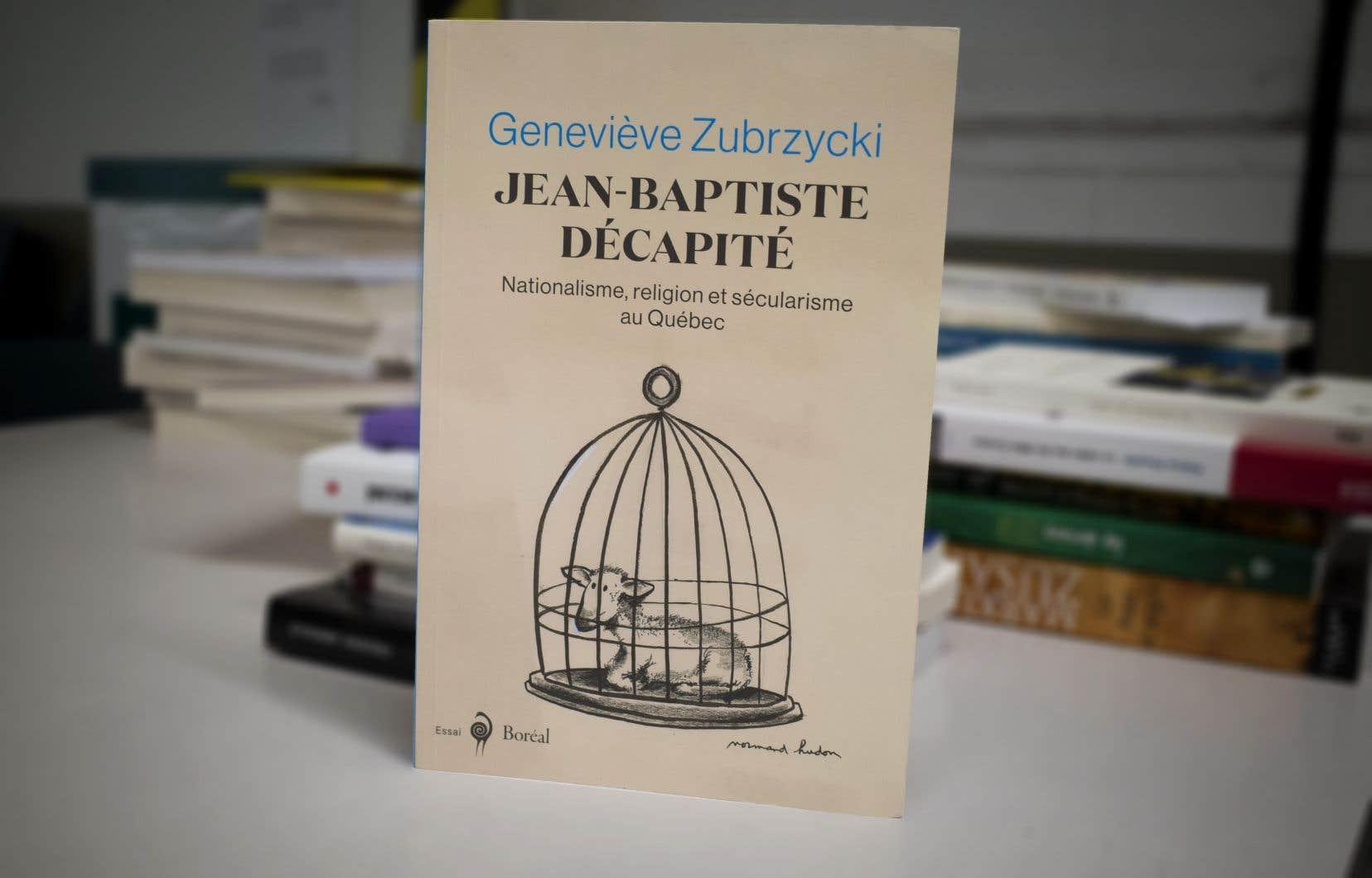 Dans son livre, la sociologue GenevièveZubrzycki s'intéresse particulièrement au «point de rupture» entre le Québec et la religion.