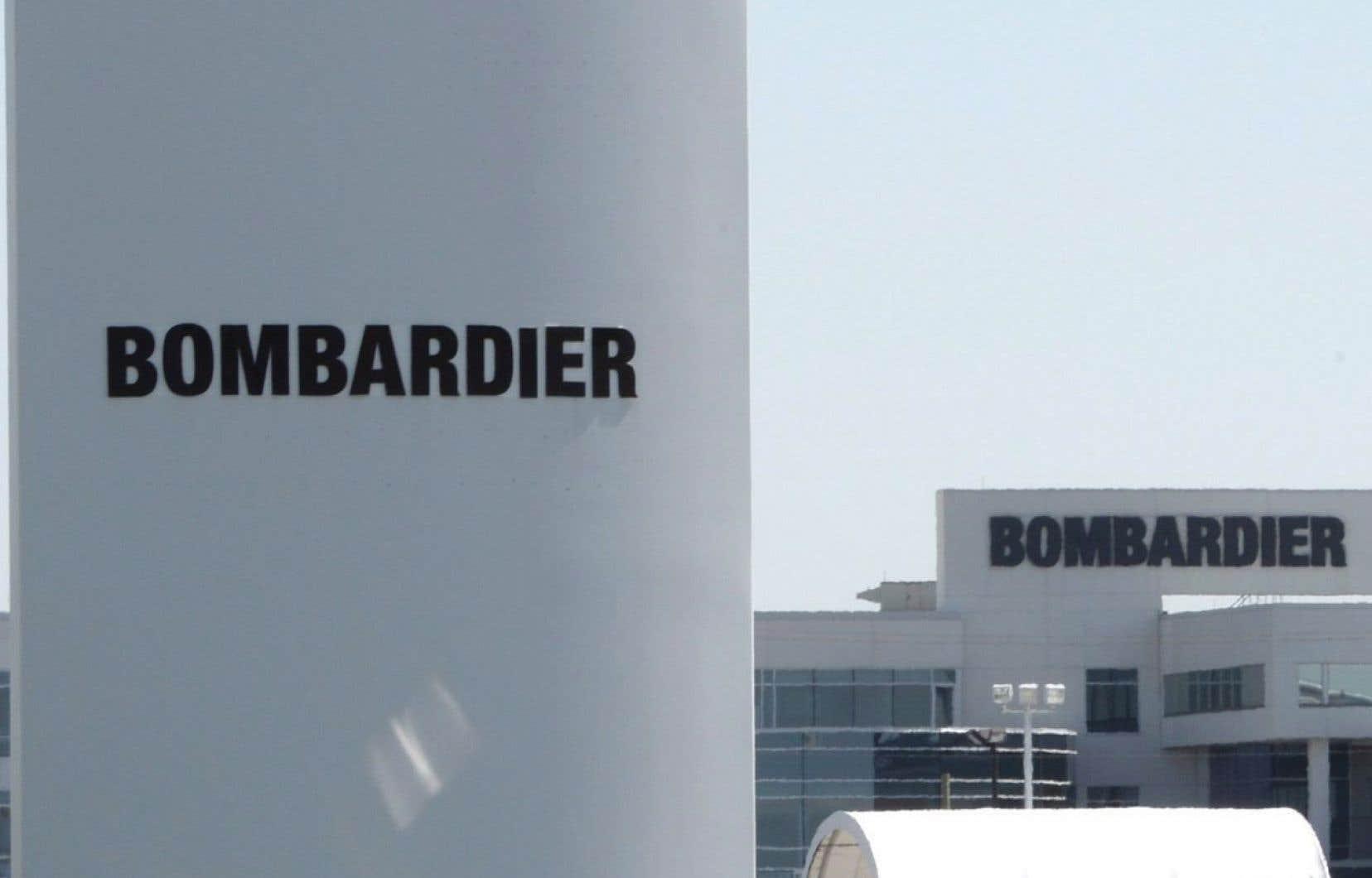 «Bombardier risque d'aller cogner aux portes des ministères pour obtenir encore plus de notre argent», mentionne l'auteur.
