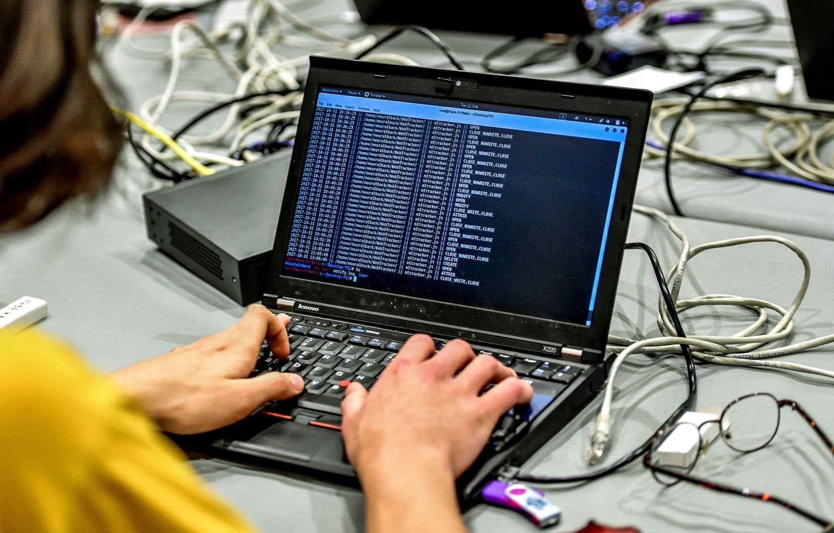 C'est dans la région métropolitaine qu'on retrouve le plus grand nombre de chaires de recherche dans le domaine de la cybersécurité au Canada, se réjouit le p.d-g. de Montréal International, Stéphane Paquet.