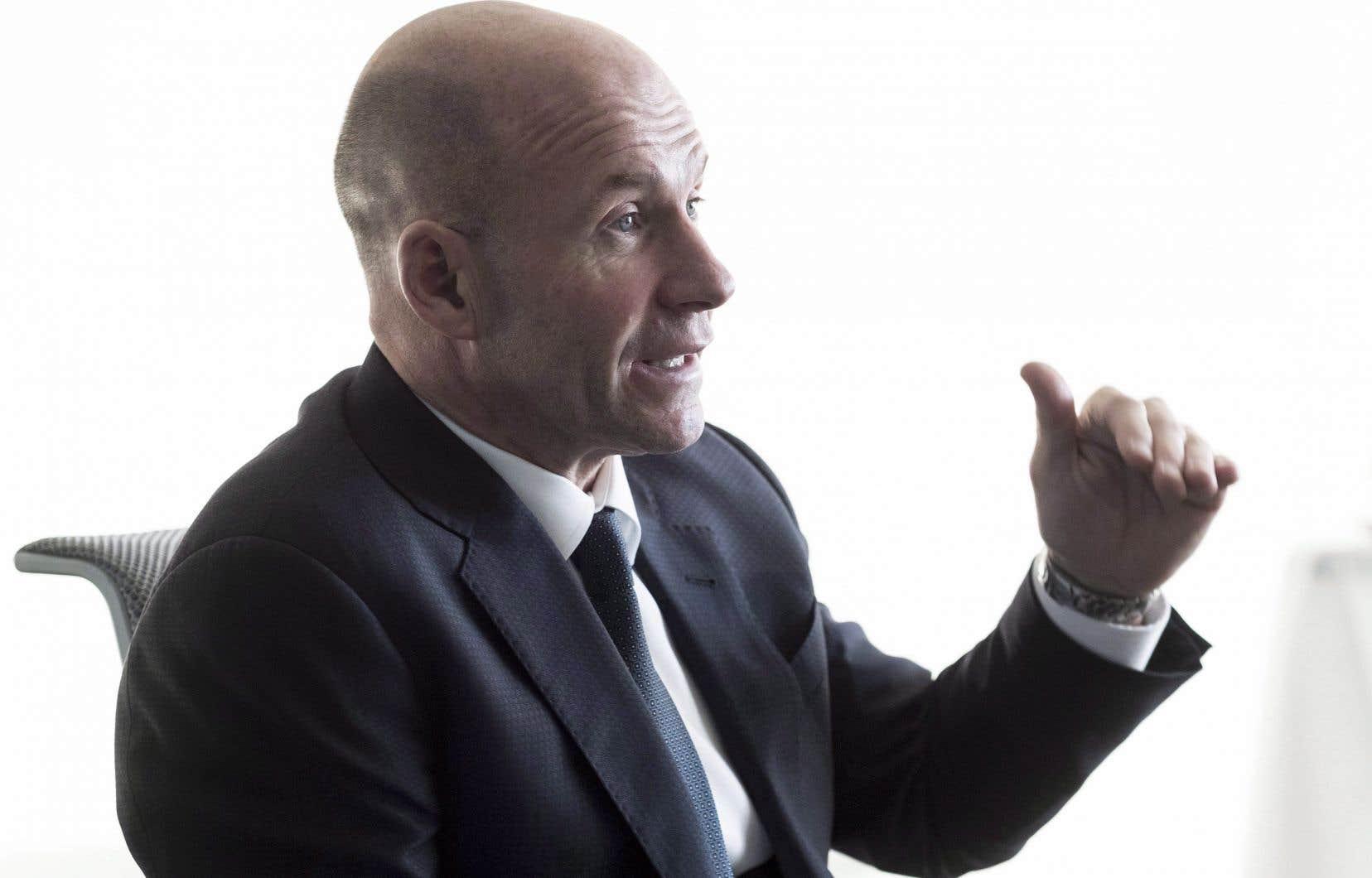 Alain Bellemarea touché près de 23millions $ US depuis quatre ans.