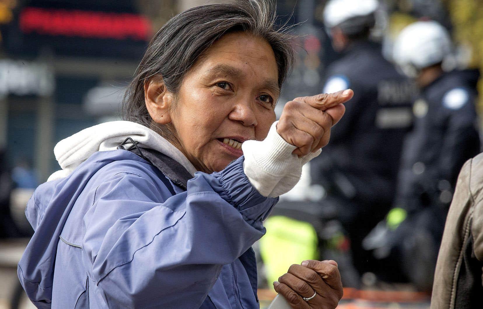 Au SPVM, on ne comptait aucune plainte en 2018 pour agression sexuelle contre des femmes autochtones au square Cabot. Des intervenants estiment que la réponse institutionnelle ne leur est pas adaptée.