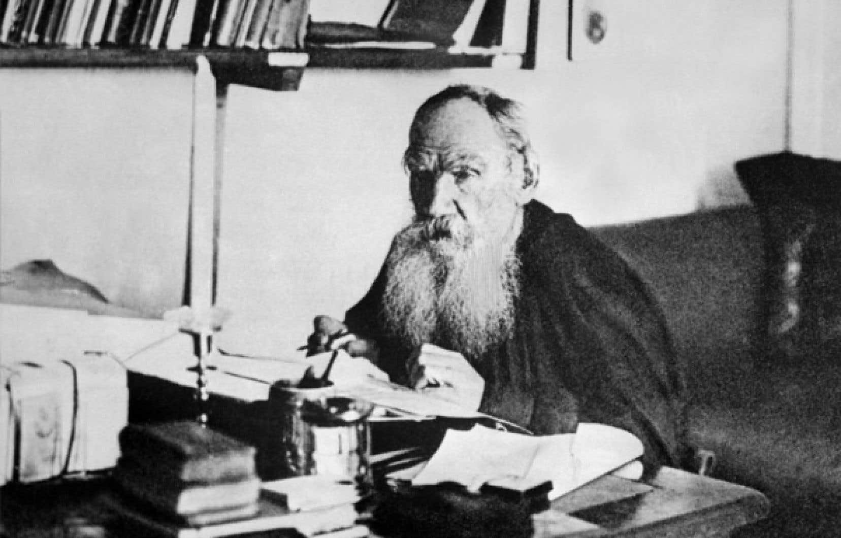 Léon Tolstoï<br />