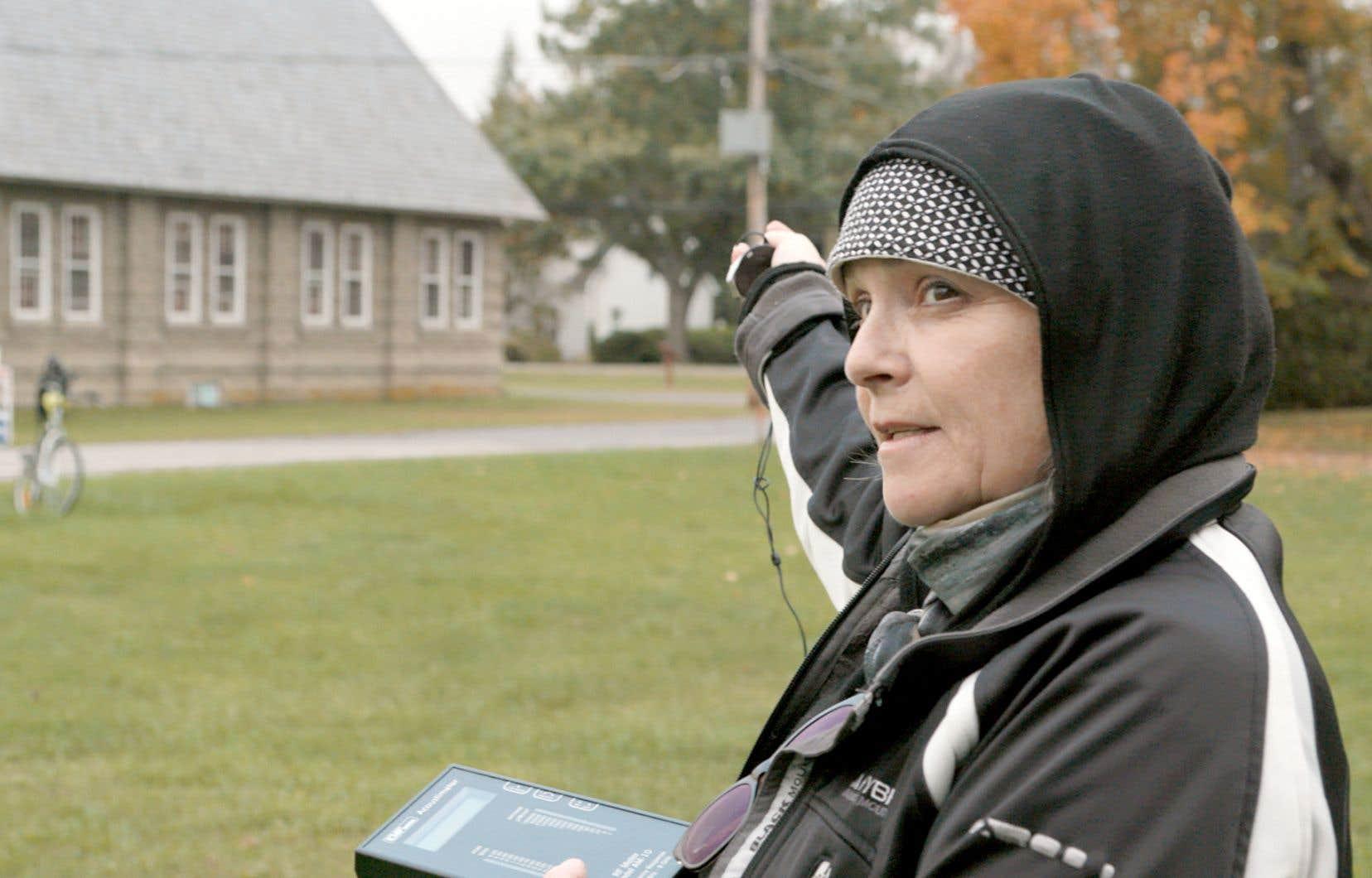 Image tirée du documentaire «Prisons sans barreaux»
