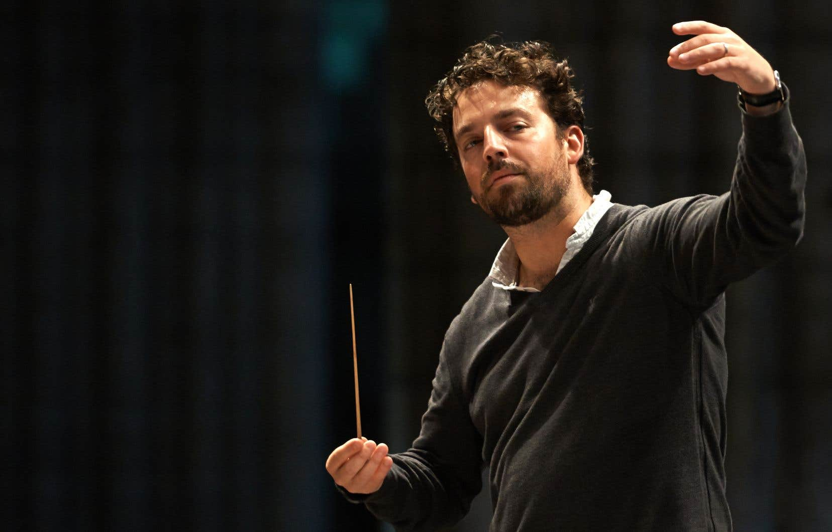 Il y a 10ans l'Américain James Gaffigan était, avec l'Anglais Robin Ticciati et l'Espagnol Pablo Heras Casado, «le» jeune de l'avenir que tous les orchestres voulaient tester.