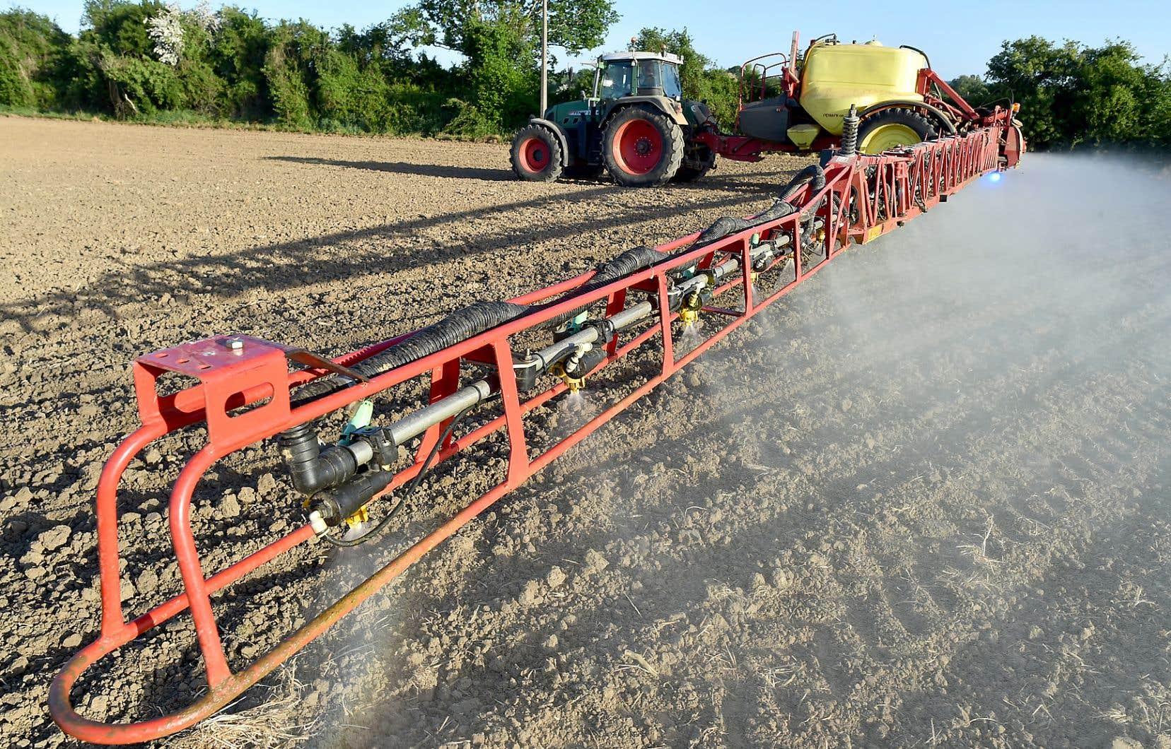 La commission parlementaire sur les pesticides s'est tenue dans la foulée du congédiement du lanceur d'alerte Louis Robert.