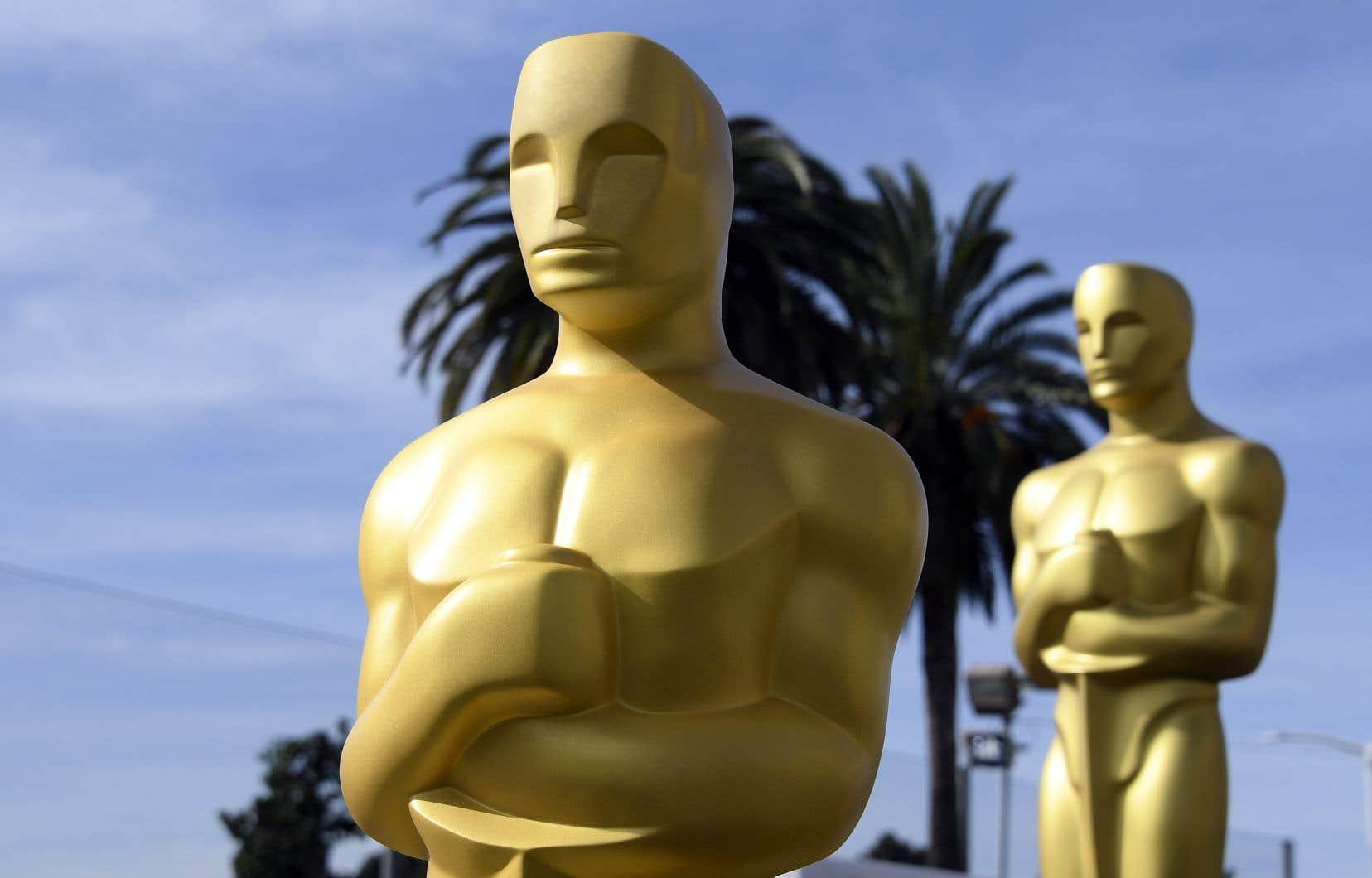 La 92e cérémonie des Oscar se tiendra à Los Angeles dimanche.