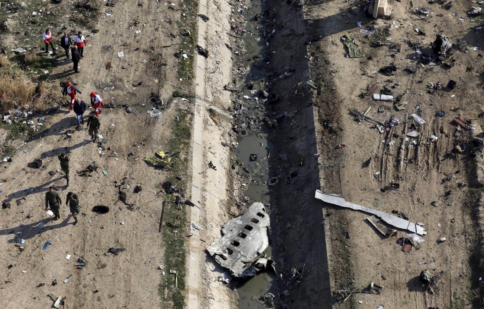 Plus de 30 jours se sont écoulés depuis la tragédie du vol PS752 d'Ukraine International Airlines.