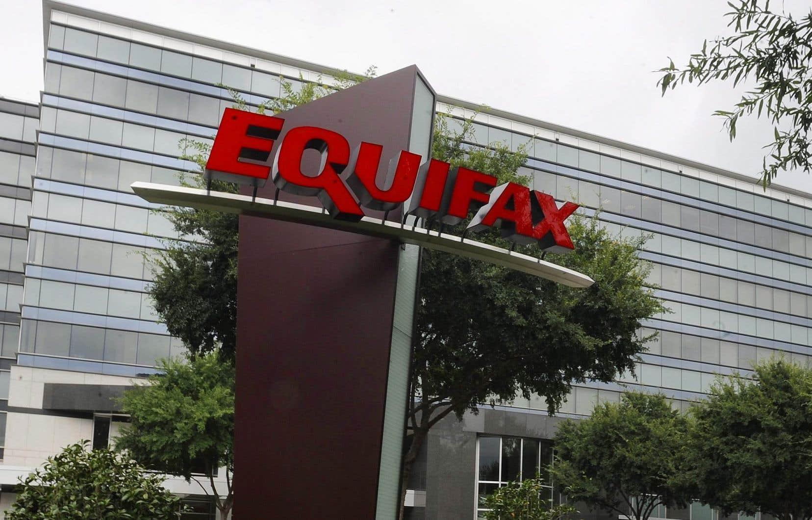 Le piratage de l'agence de crédit Équifax en 2017 est «l'un des plus gros piratages de données de l'histoire», avec environ 145millions de victimes aux États-Unis.