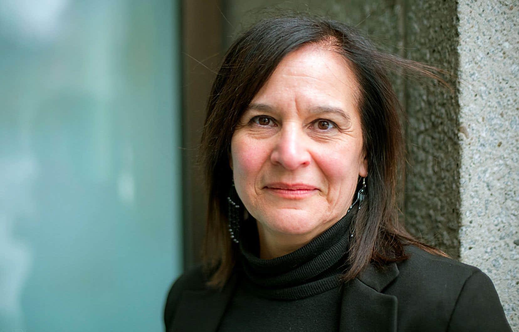 Edith Cloutier, du Centre d'amitié autochtone de Val-d'Or, croit qu'un système autonome, qui respecte les réalités locales, doit être mis en place pour les enfants autochtones.