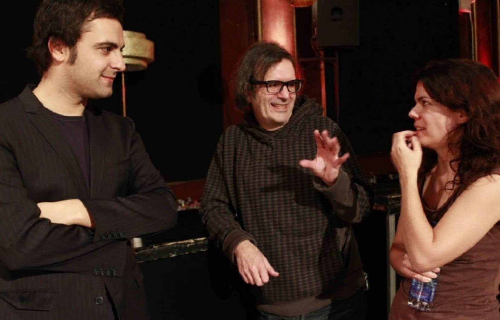 Dumas, Pierre Flynn et Catherine Durand