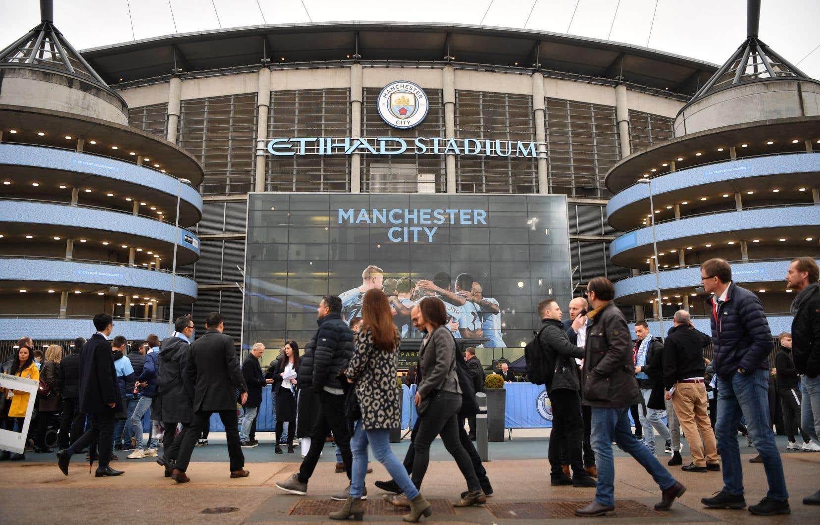 Le clubManchester City aannoncé qu'il allait faire appel devant le Tribunal arbitral du sport.