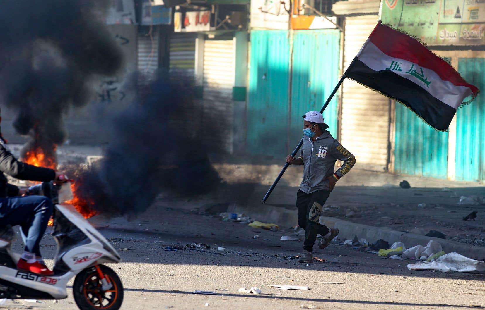 Depuis le 1eroctobre, l'Irak est plongé dans la crise politique la plus grave de son histoire récente.