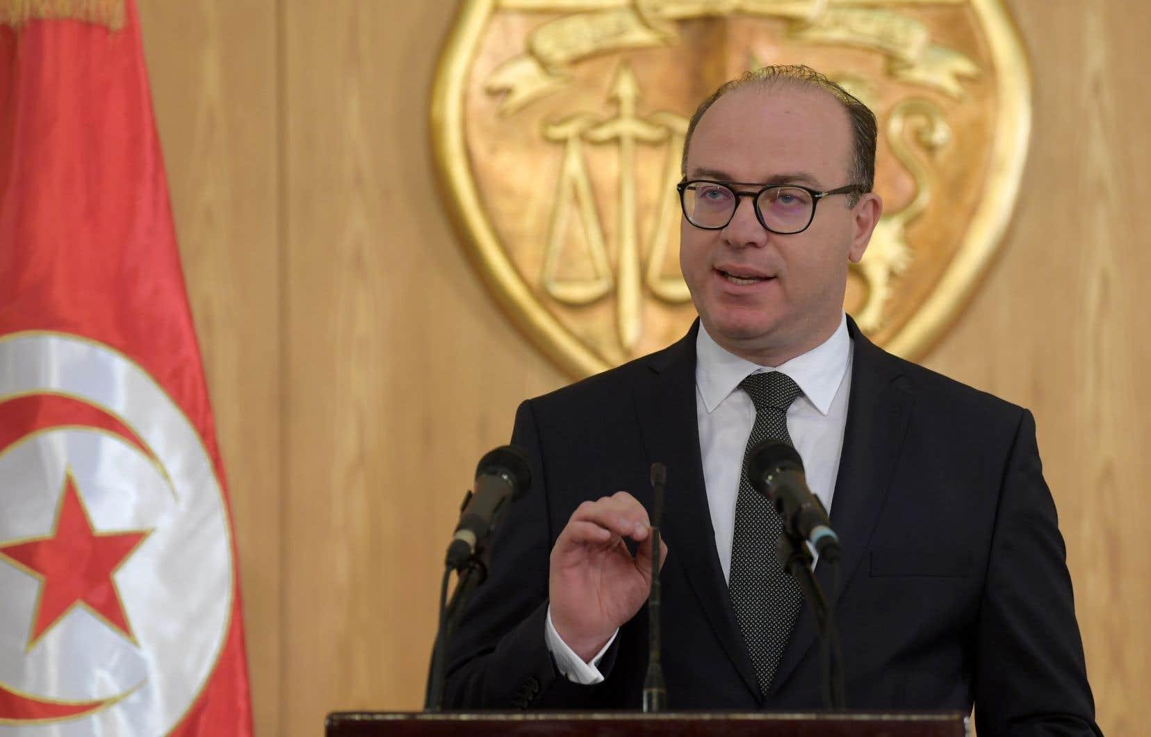 Le premier ministre tunisien désigné Elyes Fakhfakh été nommé le 20 janvier par le président Kais Saied pour former dans un délai d'un mois un cabinet susceptible de convaincre la majorité des députés.