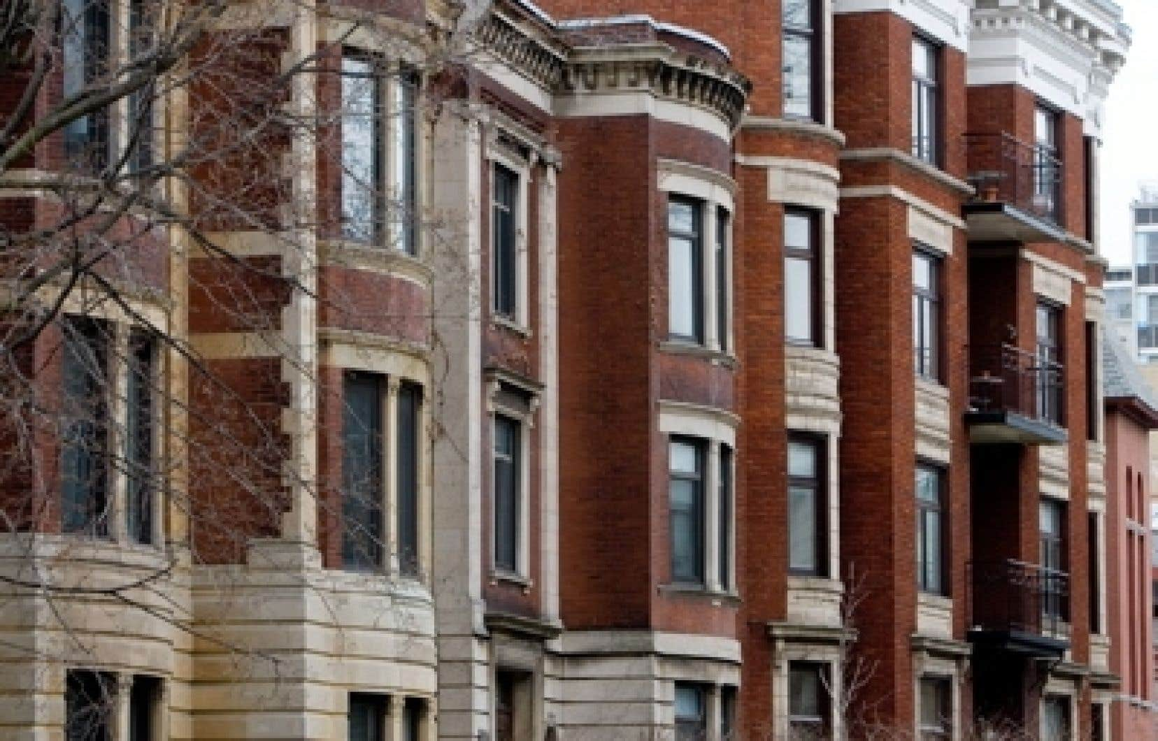 Selon l'étude, présentée hier dans le cadre d'une conférence sur les prévisions annuelles de la SCHL, depuis le milieu des années 90, il s'achète en moyenne 113 000 propriétés.