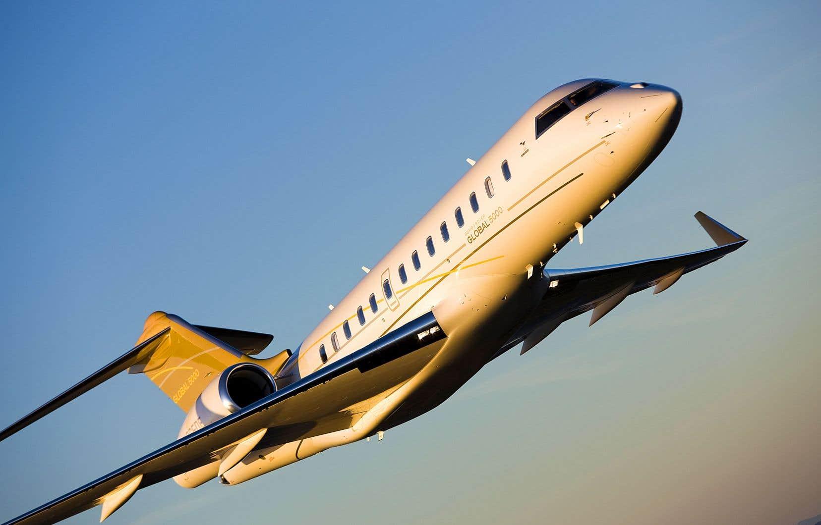 Les avions d'affaires de l'entreprise, ce sont des ventes de près de 5,5milliards de dollars américains, 18000 employés dans le monde, dont 10000 au Québec, 142 appareils livrés l'an dernier et un carnet de commandes de 14,4milliards.