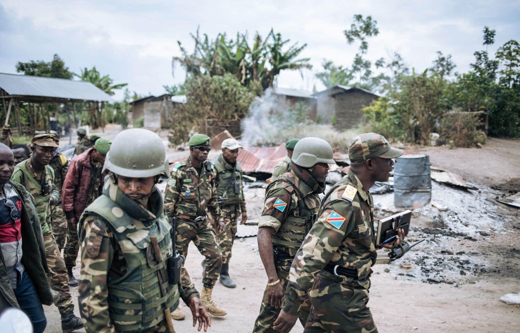 D'après les experts et les observateurs, les ADF se vengent sur les civils des opérations de l'armée congolaise lancées fin octobre.