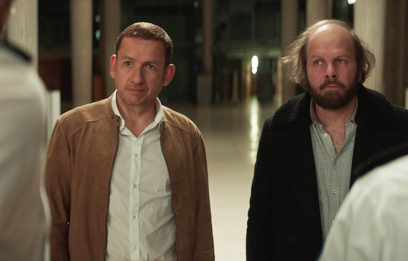 Dany Boon et Philippe Katerine ne partagent aucune chimie à l'écran. Ils en font des tonnes, mais jouent chacun pour soi.