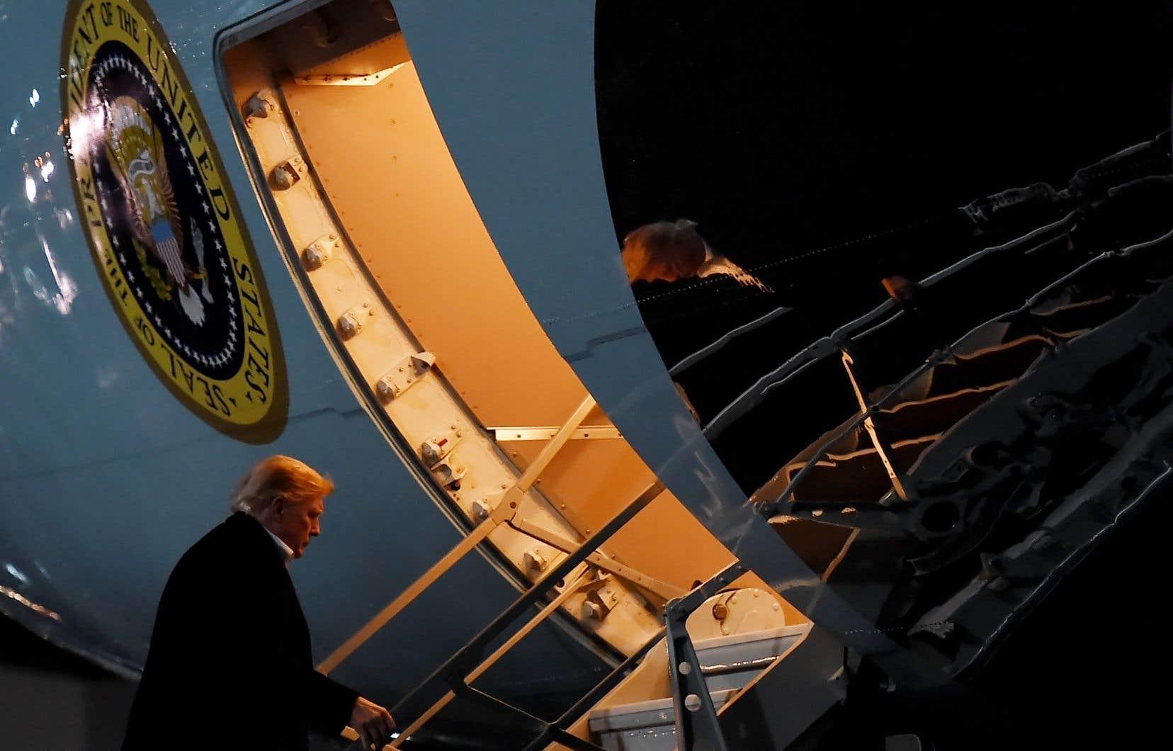 Donald Trump et ses partisans pourront argumenter avant les élections de novembre qu'il a tenu sa promesse de mettre fin à une guerre impopulaire.