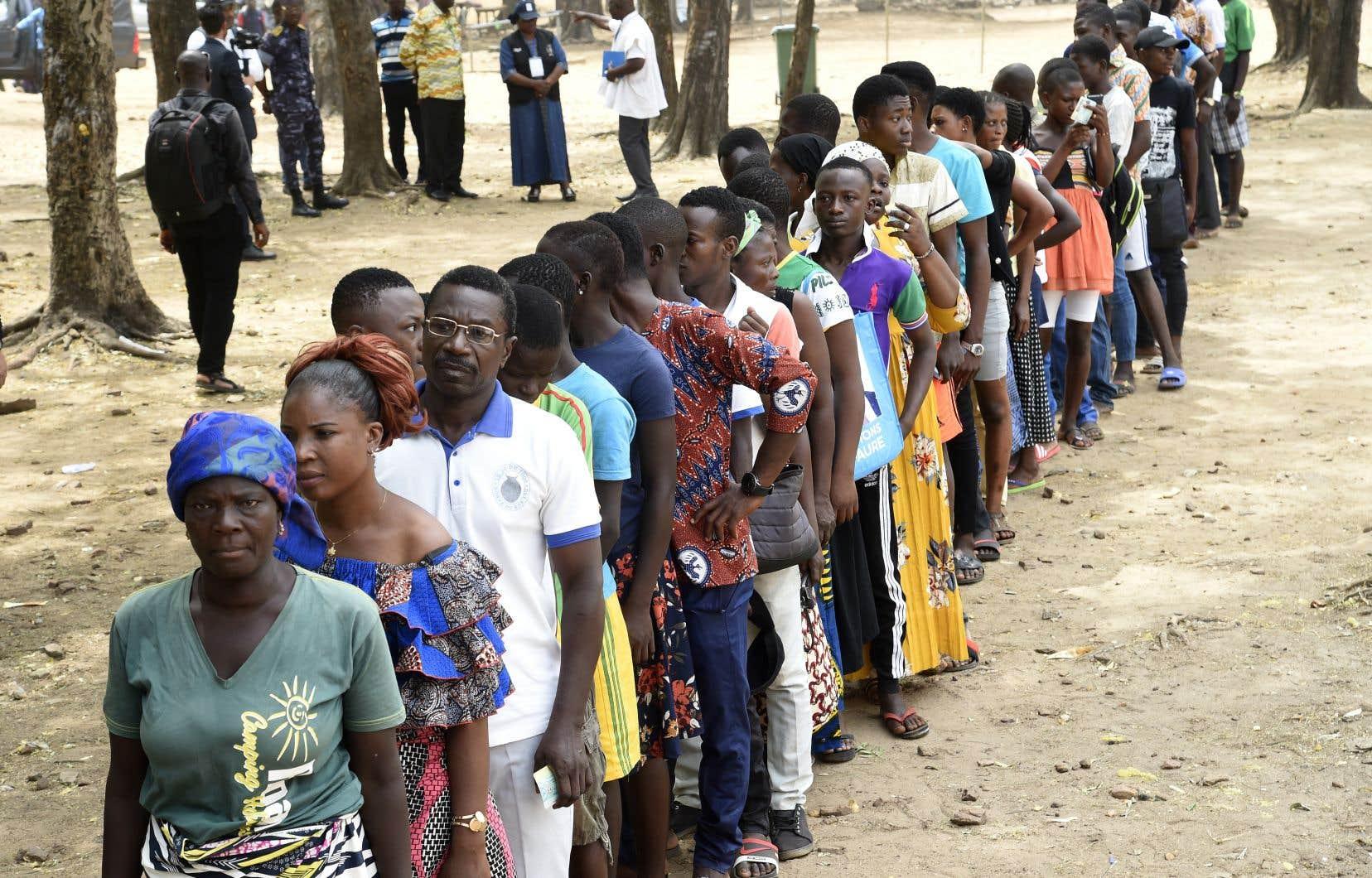 Quelque 3,6 millions d'électeurs sont appelés aux urnes.
