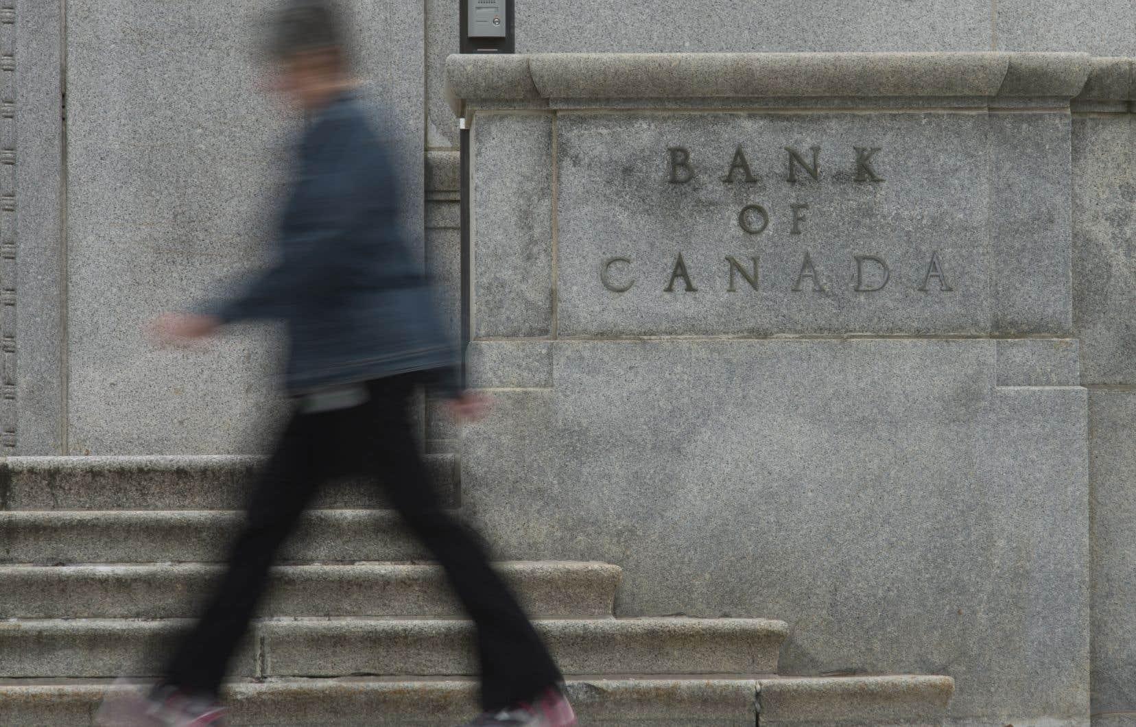 La banque centrale pourrait émettre sa propre monnaie numérique si des cryptomonnaies privées devenaient très populaires au Canada.