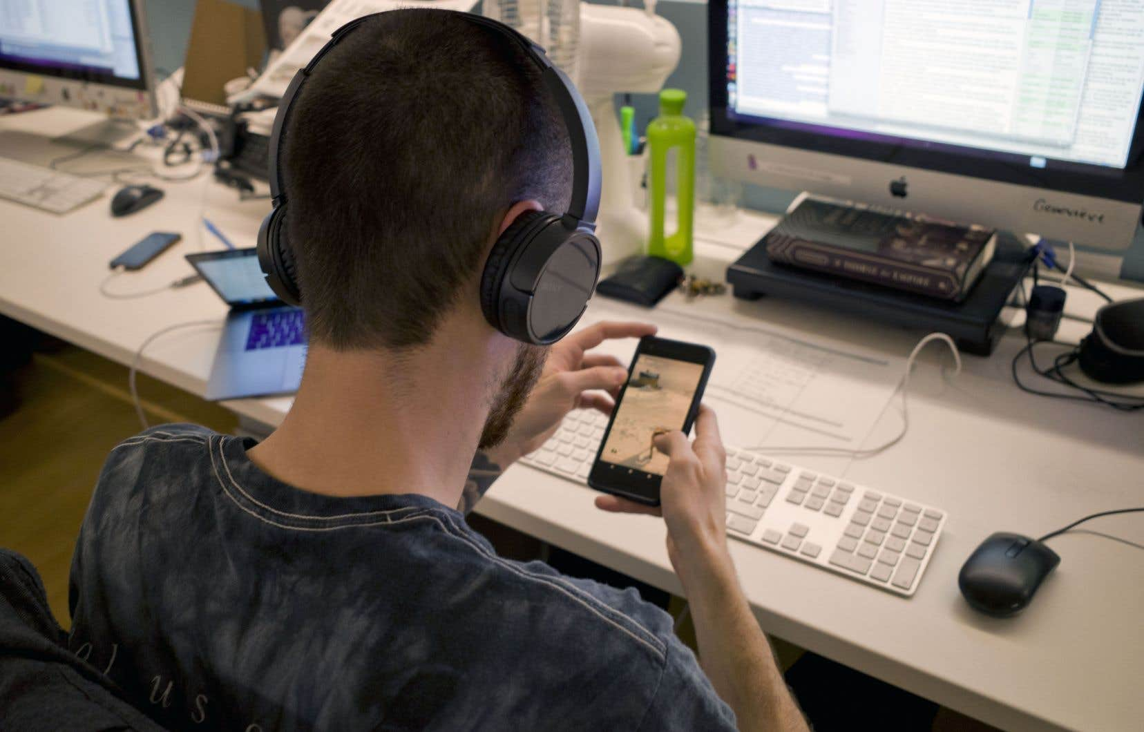 Les collectes issues de la sphère numérique ont augmenté de 38% en 2019.