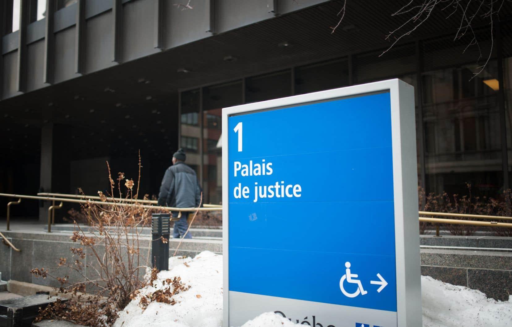 La juge Christine Baudouin de la Cour supérieure a rendu un jugement qui élargit l'aide médicale à mourir,le 11septembre dernier.