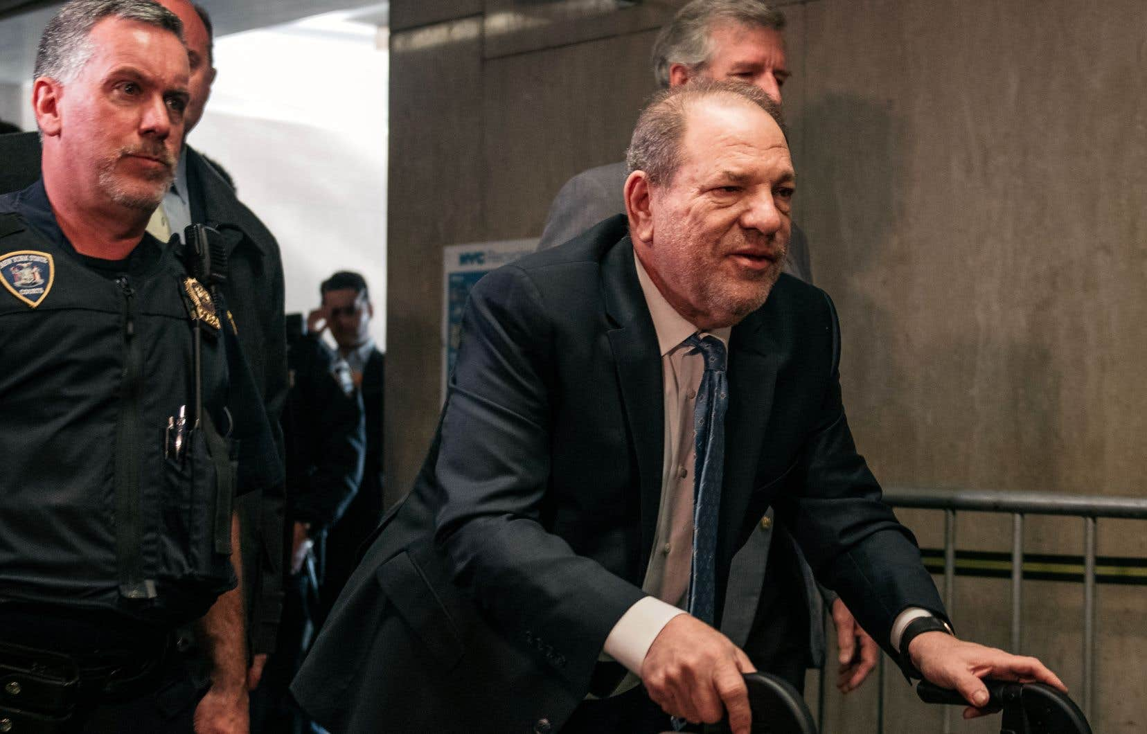 La conclusion du procès d'Harvey Weinstein (photo) a été largement saluée mardi… y compris par le président américain, Donald Trump — pourtant lui aussi visé par de multiples allégations de harcèlement et d'agressions sexuelles.