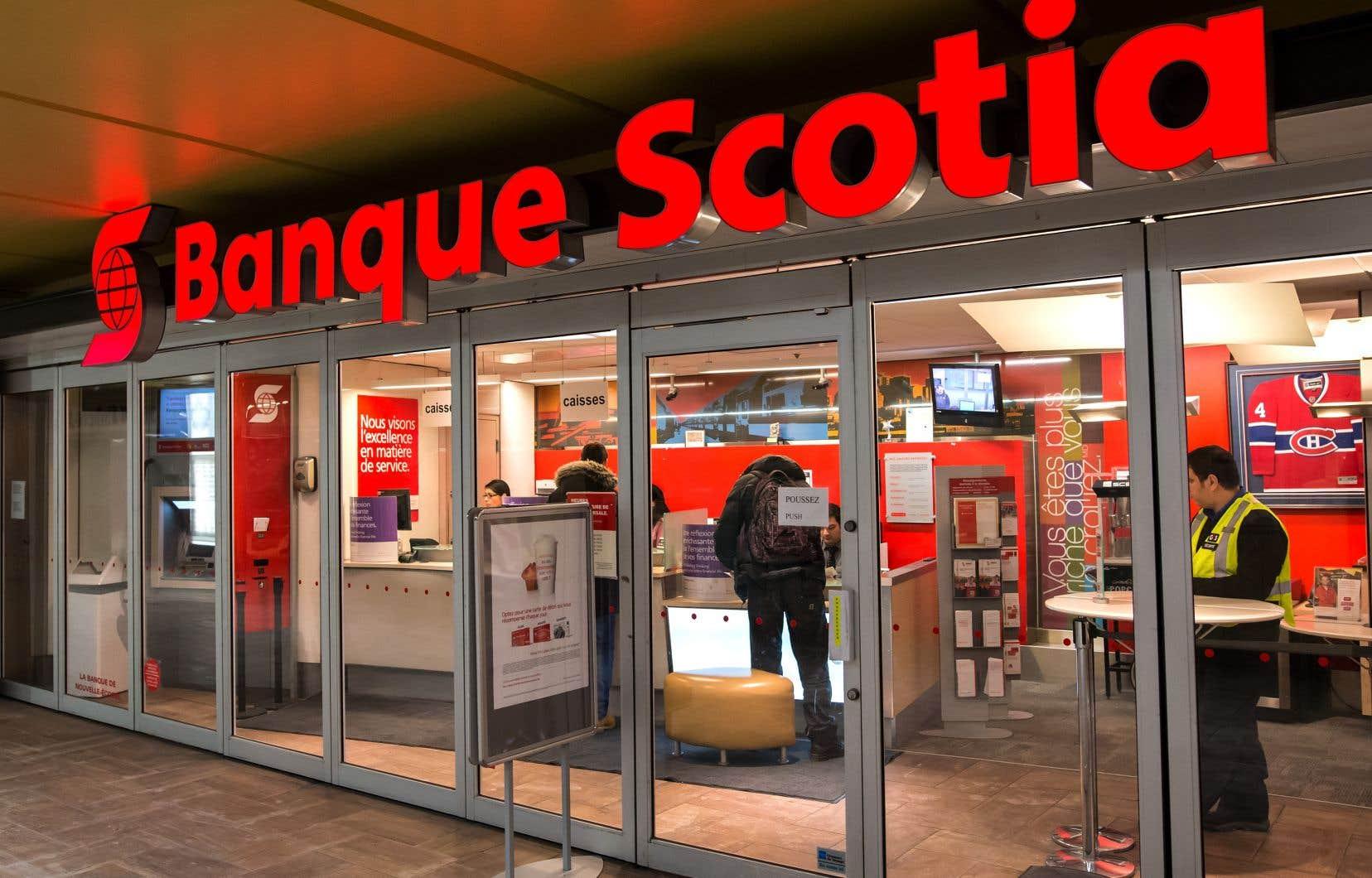 Au cours des quatre dernières années, la Scotia a annoncé sa sortie ou son intention de quitter 19 pays.