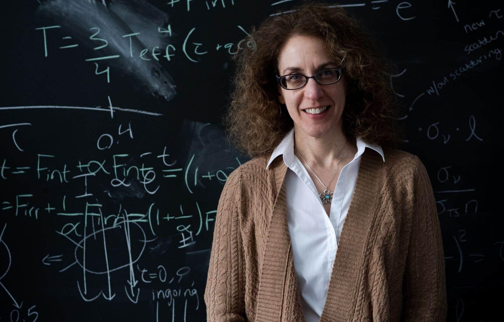 L'astrophysicienne Victoria Kaspi se trouve aujourd'hui à l'avant-poste dans la traque des sursauts radio rapides.