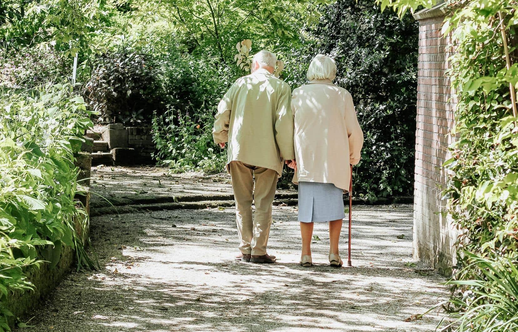 Plusieurs professeures de l'Université de Sherbrooke ont fait du vieillissement leur principal objet de recherche.