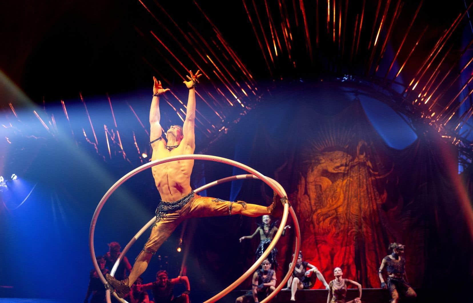Pour sa prochaine édition, l'école d'été de HEC Montréal s'immergera entre autres dans les coulisses du Cirque du Soleil.